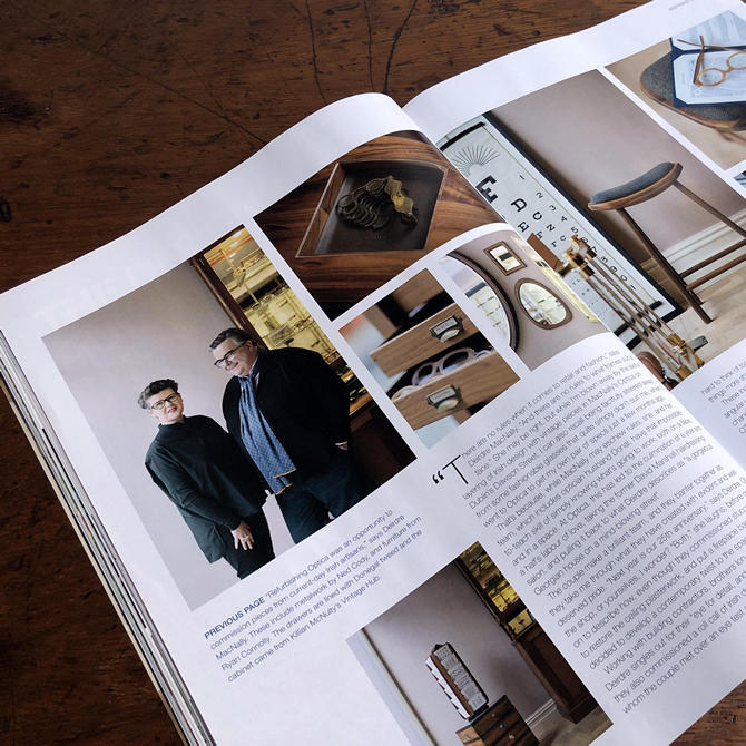 Optica featured in Image magazine Thumbnail Image